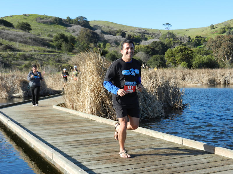 Coyote Hills 2nd Lap