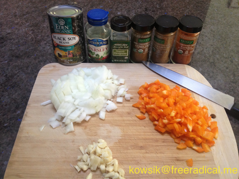 Pupusa Ingredients for Filling